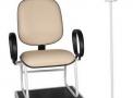 imagem de Balança Digital Adulto Capacidade 300Kg com Cadeira W 300 Cadeira- Welmy  - Welmy