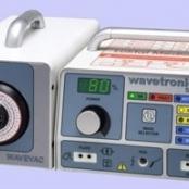 Bisturi de Alta Freqüência 150 Watts 4mhz c/ 7 pontas ginecologicas e aspirador de fumaça Wavetronic 5000 Digital- Loktal  - Loktal