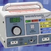 Bisturi de Alta Freqüência 150 Watts 4mhz c/ 7 pontas ginecologicas Wavetronic 5000 Digital- Loktal  - Loktal