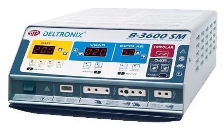 Bisturi de Alta Potência, 300 Watts B-3600 SM- Deltronix  - Deltronix