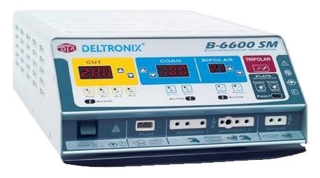 Bisturi de Alta Potência, 400 Watts B-6600 SM- Deltronix  - Deltronix