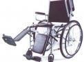 Cadeira de Rodas com Elevação Pernas e Braços Removíveis ( cor preta ) 301-PI- CDS  - CDS