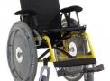 Cadeira de Rodas Manual Clean- Freedom  - Selecione a Cor: Branco - Freedom