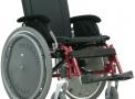 Cadeira de Rodas Manual Lumina LM- Freedom  - Selecione a Cor: Branco - Freedom