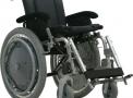 Cadeira de Rodas Manual Lumina LP- Freedom  - Selecione a Cor: Branco - Freedom