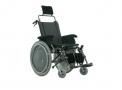 Cadeira de Rodas Manual Recline Encosto 40 cm- Freedom  - Selecione a Cor: Branco - Freedom