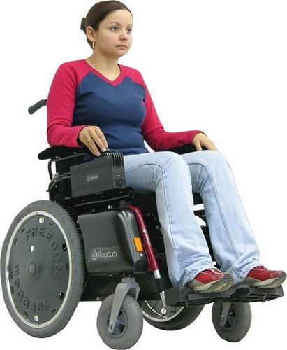 8e2aa0483 Cadeira de Rodas Motorizada S- Freedom - Selecione a Cor  Branco - Freedom