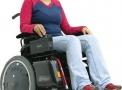 Cadeira de Rodas Motorizada S- Freedom  - Selecione a Cor: Branco - Freedom