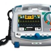 Cardioversor Bifásico com Bateria Recarregável Cardiomax ( Super Leve Pesa apenas 5.5 Kg )- Instramed  - Instramed