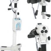 Colposcópio Binocular Rodízios Aumento Fixo de 16 vezes ( 2 Anos de Garantia ) PE 2000- Medpej  - Medpej