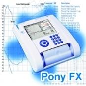 Espirômetro Portátil com visor de cristal liquido com impressora Pony FX- Cosmed  - Cosmed