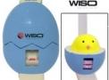 imagem de Estadiômetro Compacto Eggshape 02Mts Infantil Wiso- Wiso  - Wiso