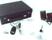 Fotóforo com Iluminação Branca e ajuste regulável do foco de iluminação (Zoom) com maleta 60- Missouri  - Missouri