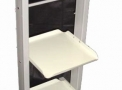 Monitor Fetal Cardiotocógrafo Microprocessado com Carro suporte e Bolsa de Transporte ( 2 Anos de Garantia ) MFCM-7000- Medpej  - Medpej