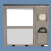 Negatoscópio Mamográfico para 04 filmes multi formato PFNM4PR110- Knx  - Knx