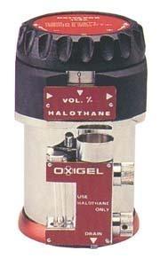 Vaporizador Calibrado Enflurane- Oxigel  - Oxigel
