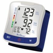 Aparelho de Pressão Arterial Digital Automático de Pulso - TechLine