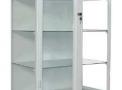 imagem de Armário Vitrine 02 portas Laterais em vidro CM 601 A