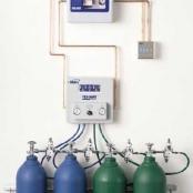 Dimensionamento de pontos de consumo e rede de gases medicinais