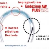 Instrusponge Limpeza interna de lúmens