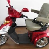 Triciclo Elétrico Importado - Mobilidade para Idosos e Portadores de Cuidados Especiais