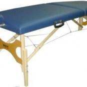 Antares - Maca Portátil para Massagem em SPAs, Resorts e Clínicas (Cód. 111)