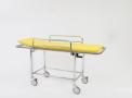 Carro Maca Para Ressonancia Magnética em Alumínio - MI-603CAL