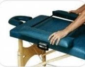 Alongador para braços de macas de massagem (Cód. 980)