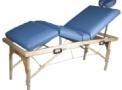 Canopus - Maca Portátil de Madeira para Massagem em SPAs, Resorts e Clínicas (Cód. 110)