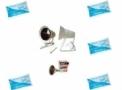 imagem de Kit Termoterapia I - Infra-vermelho de Mesa com Lâmpada + Bolsas de Gel (Cód. 333)