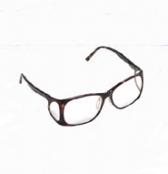 Óculos de proteção frontal e lateral - Proteção para Raio-x (Cód. 142)