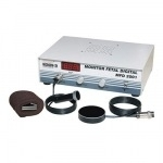 Monitor Fetal Digital MFD-2001 Microem - Com Transdutor Multi-focal