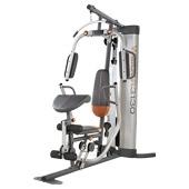 Estação de Musculação e Ginástica Weider 3130 com Torre de Pesos em DuraStack-até 120kg-Icon Fitness