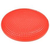 Disco Flex, Balance Cushion, Colchão de Equilíbrio, Dine Disc, Disco Inflável para Propriocepção, Transferência - Vermel