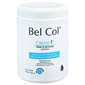 Creme F - Creme de Massagem Corporal 1kg - Bel Col