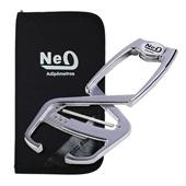 Adipômetro para Medição de Massa de Gordura Prime Neo Plus com Estojo em Nylon e Trena Antropométrica