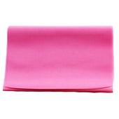 Faixa Elástica Carci Band - Rosa Leve - 1,5m - Exercícios e Fisioterapia de Reabilitação
