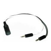 Adaptador DIN-P2 para Eletrodos Anal e Vaginal do aparelho Dualpex 071 - Quark