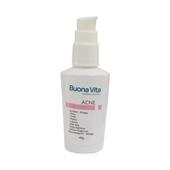 Acne - Hidrata, Limpa e Refresca a Epiderme - Previne a Formação de Cicatrizes da Acne - 40g - Uso Facial - Buona Vita