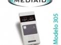 Oximetro de Pulso Portátil Modelo 305 Mediaid Inc.