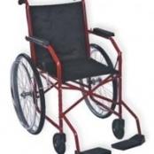 Cadeira de Roda Dobrável em