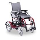 Cadeira de rodas motorizada  K3 44cm Vinho - Ortobras