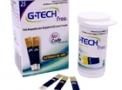 imagem de Tiras Reagentes para medição de glicose G-Tech Free com 25 unidades - G-Tech