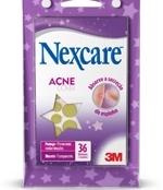 Acne Cover Proteção para Acnes com 36 unidades Nexcare 3M