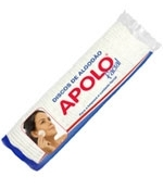 Algodão Discos 35 gramas Apolo