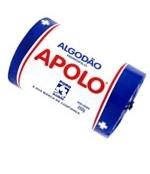 Algodão Rolo 250 gramas Apolo