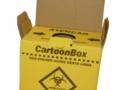 imagem de Caixa Coletora 07 Litros Cartoonbox