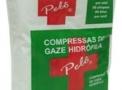 imagem de Compressa de Gaze 09 Fios com 500 unidades Pelô