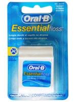 Fio Dental Oral B Floss Cera 50mts