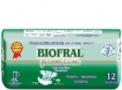 Fralda Geriátrica Premium Pequena com 12 unidades Biofral